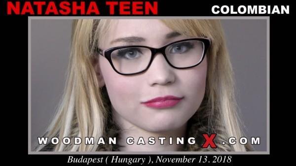 WoodmanCastingx.com- Natasha Teen casting X