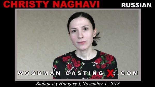 WoodmanCastingx.com- Christy Naghavi casting X