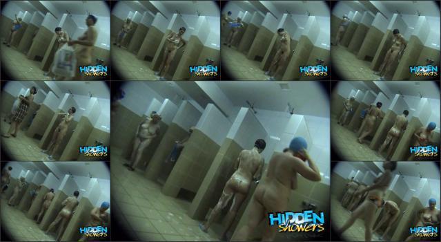 Hidden-Showers.com Hidden Showers-hs983