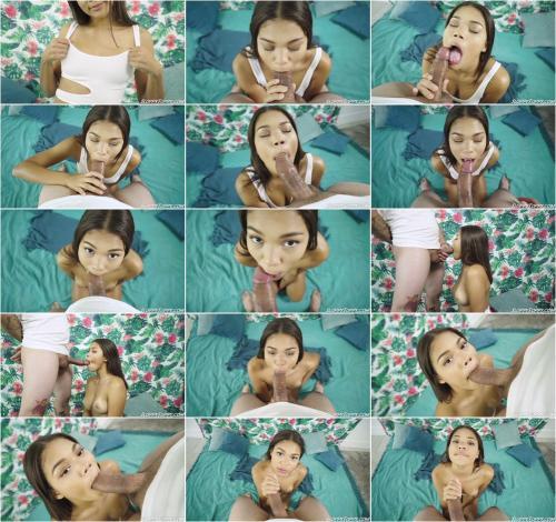 Michelle Anderson - Sloppy Toppy [FullHD 1080P]