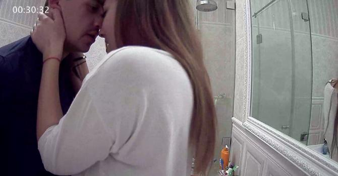 Voyeur-house.tv- Quickie friends of Layla and Eric