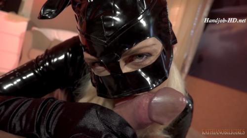 Kathia Nobili - Blow job by CAT WOMAN Your real fantasy - 1080p