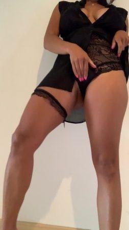 Kinkykat – Birthday Lingerie – Scat – Full-HD