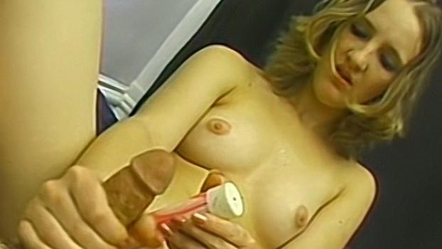 Homegrownvideo.com- Cumshot on Her Pussy