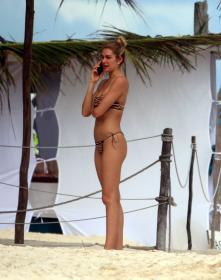 shayna-taylor-in-a-tiger-print-bikini-at-a-beach-in-tulum-11.jpg