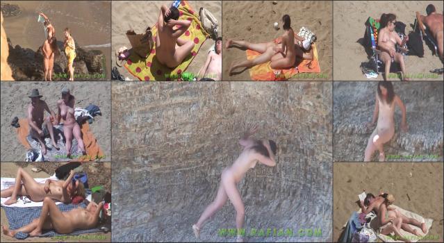 Rafian at the Edge Beach-Rafian's Nude Beach High Life 11HD