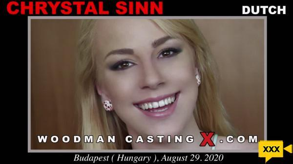 Woodman Casting X - Chrystal Sinn