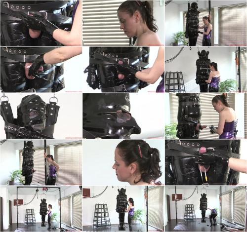 Medicaly Sado - Lady Patricia - Hanging on air [FullHD 1080P]