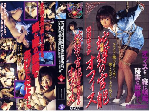 [JB-021] Shibata Haruka Erotic office of the Secretary Jabaku Attackers Rape