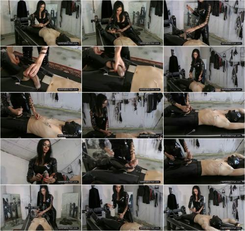 Mistress Zita starring in video (Art of Domination Part1) of (Dominated Men) studio [HD 720P]