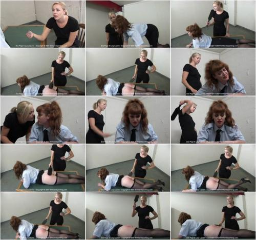 Zoe Page - Correctional Institute - R [HD 720p]