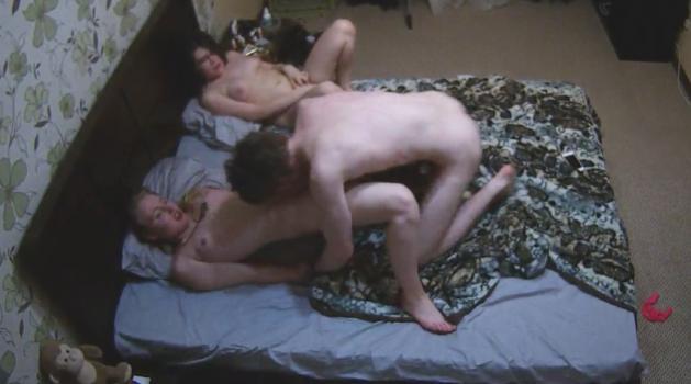 Voyeur-house.tv- Mika layne 3some