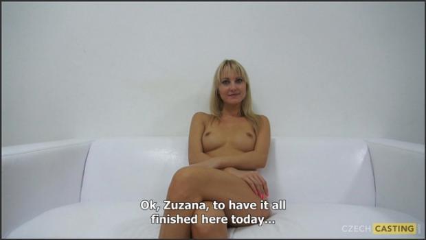 Czechcasting.com- CZECH CASTING - ZUZANA (2753)