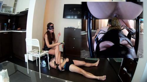 Mistress Anna – Toilet slave in Germany – FullHD-1080p