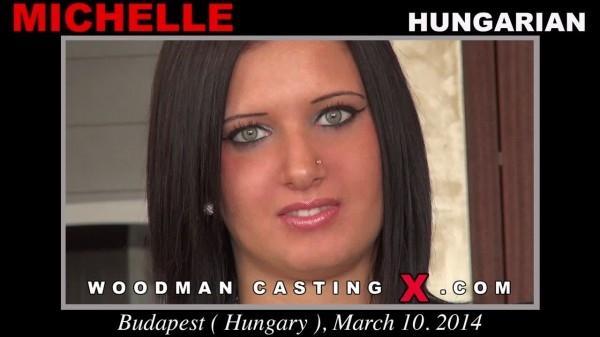 WoodmanCastingx.com- Michelle casting X