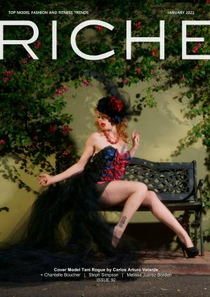 Riche Magazine – Issue 92 January 2021